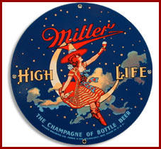 Miller Girl in the Moon